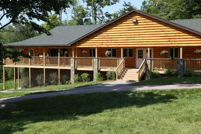 accommodations for women's weekend getaway