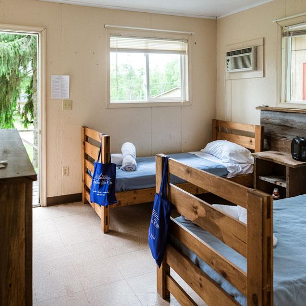 women's weekend getaway cottage