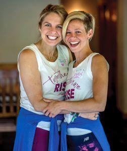 Rachel Rubin and Tami Astorino, founders of Rise Gatherings