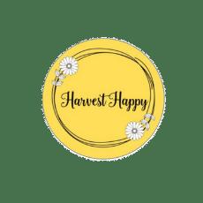 Happy Harvest logo.
