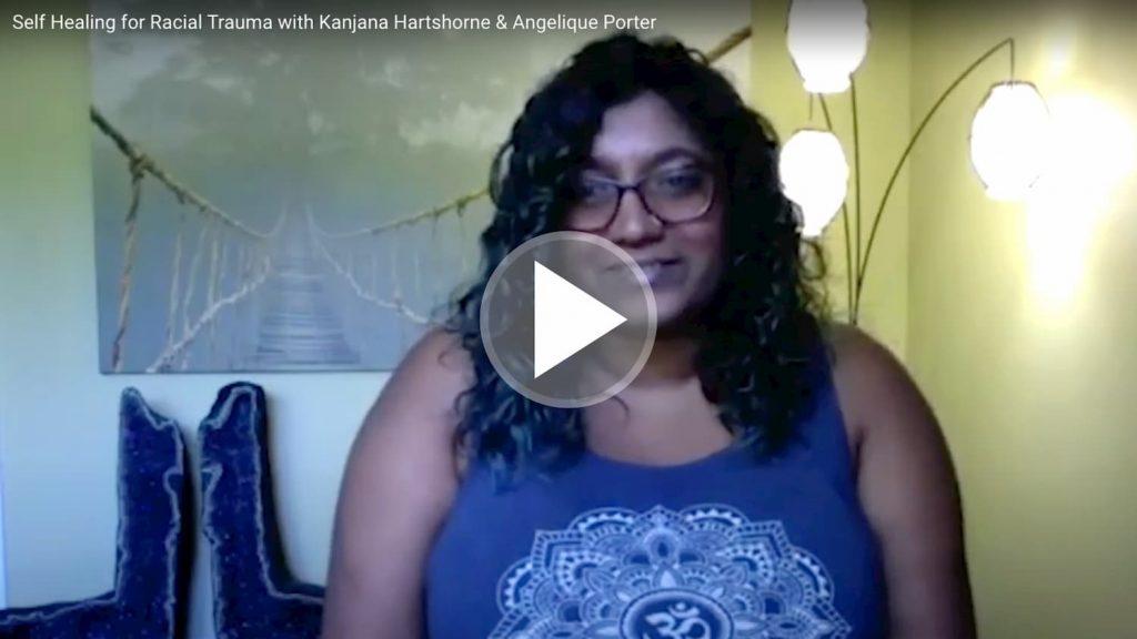 Kanjana speaks to workshop participants.