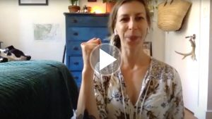 Simple Ways to Soothe Anxiety with Sara Seely.